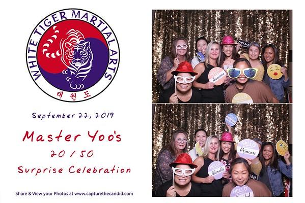 Master Yoo's 20/50 Surprise Celebration