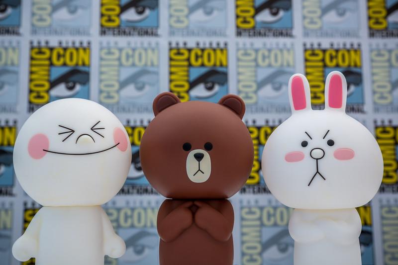 2014 San Diego Comic Con - Preview Night
