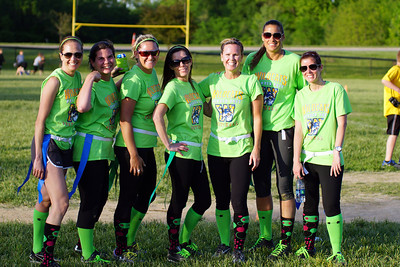 2014 Wildcats Powder Puff Football, 5-18