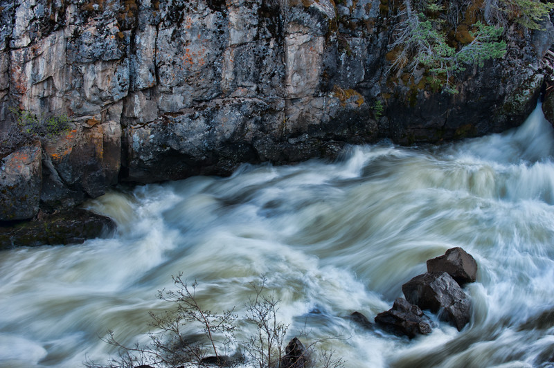 Rushing River Water 001 | Wall Art Resource