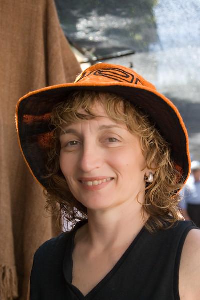 The hat that got away