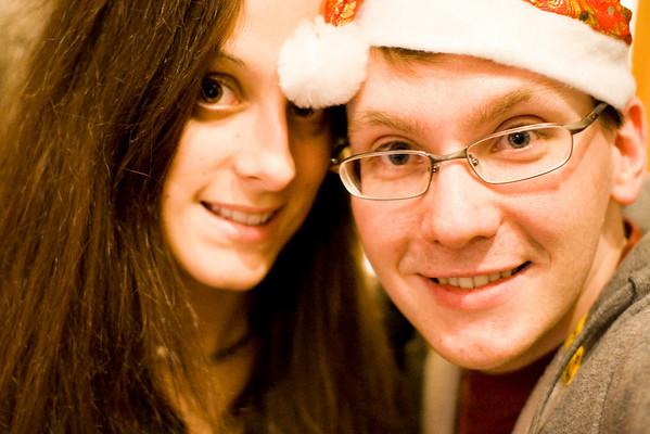071215 Weihnachtsessen 2007  Final