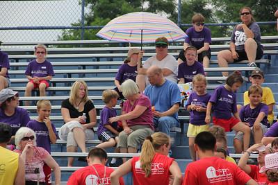 Track Day, Christ Evangelical Lutheran Church in Lehighton, THS Stadium (6-22-2012)