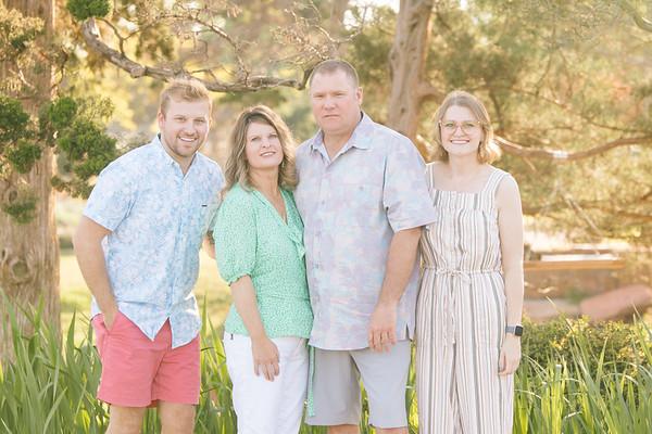 Rudd-Austin Family!