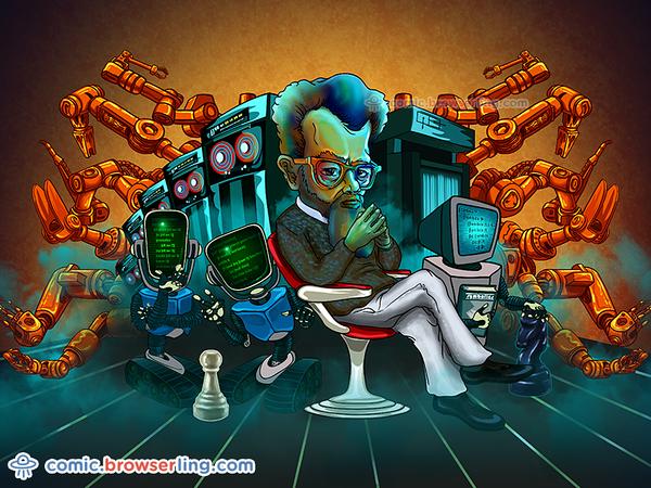 Computer Science Cartoons