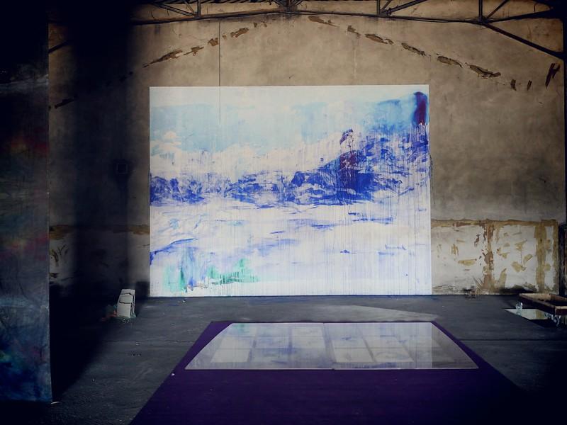 Installation - Emmanuelle Rosso - http://www.emmanuellerosso.com/