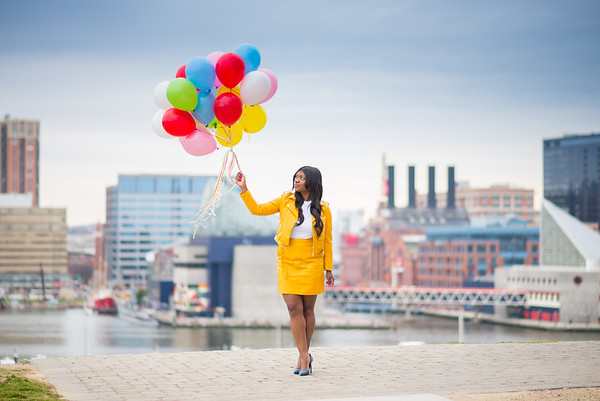 Ebonie's 30th Birthday Photoshoot