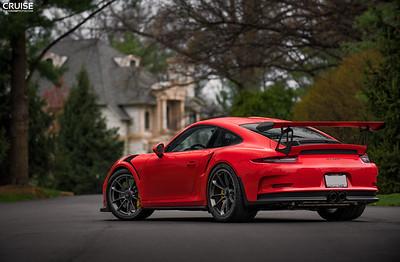 Client - Porsche GT3 RS