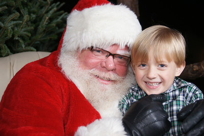 Old Towne Santa (November 28, 2012)