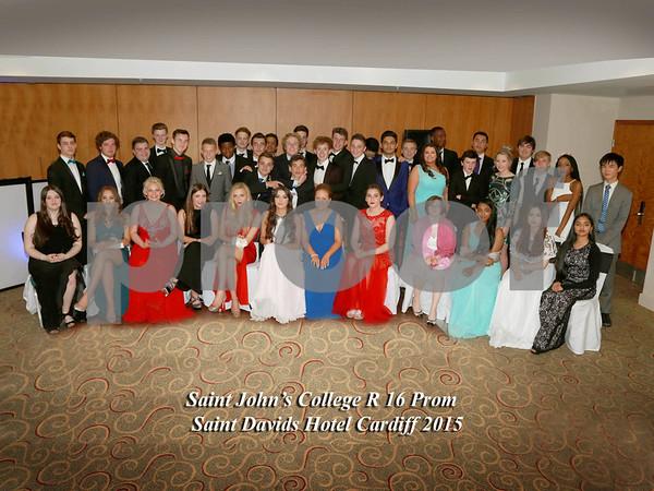 Saint John's Prom 2015