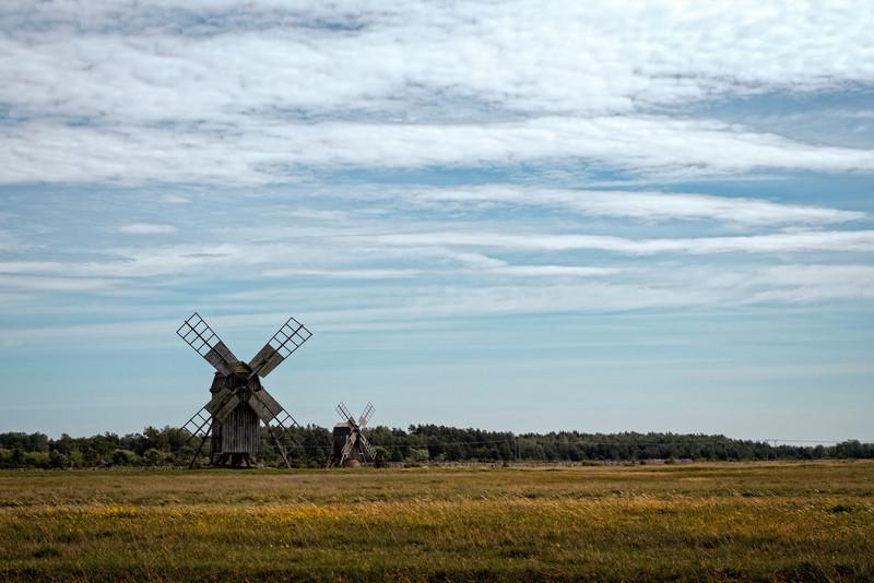 Windmill on my Mind