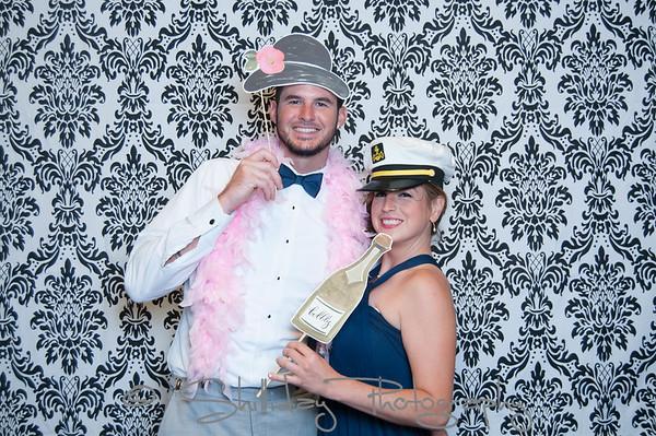 Bonnie and Ryan - Photobooth
