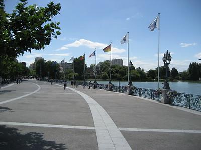 Paris in July 2007