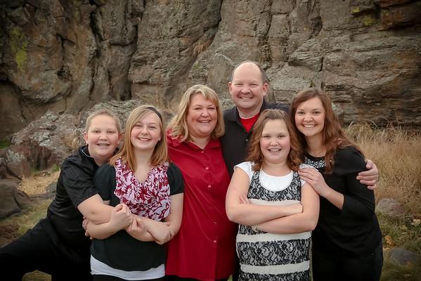 Johnson Family 28 Nov. 2014