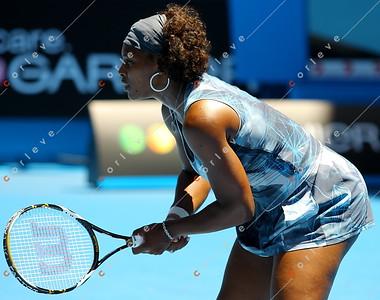 20 Jan 09 - YUAN, Meng (CHN) vs WILLIAMS, Serena (USA) [2]