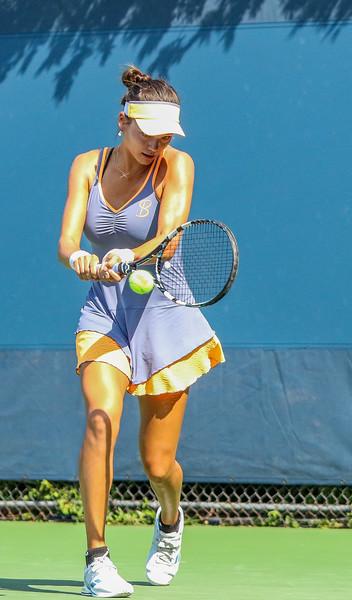 Womens Singles - Chang vs Raszkiewicz