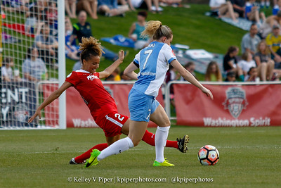 Washington Spirit v Houston Dash (29 Apr 2017)
