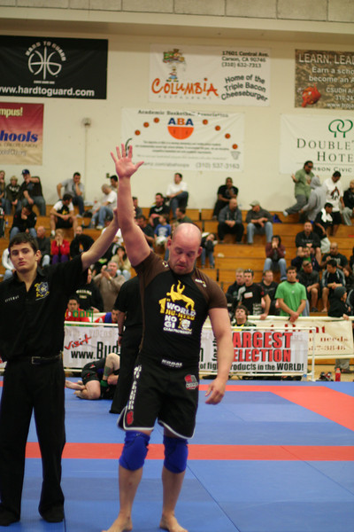 1st No Gi World Championships 12.15.2007