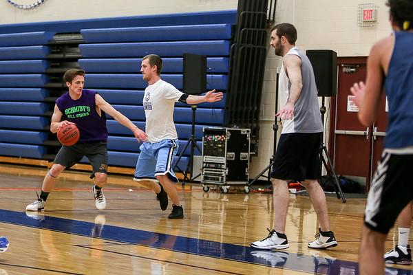 AFLBS Alumni Basketball, 2019
