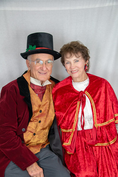 2018 December-Gerri and Dave's Dickens Christmas Party