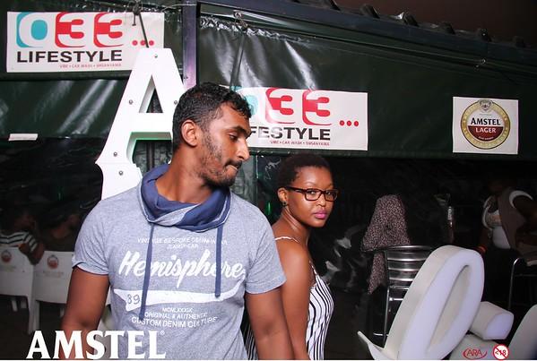 Amstel Amplified Night!