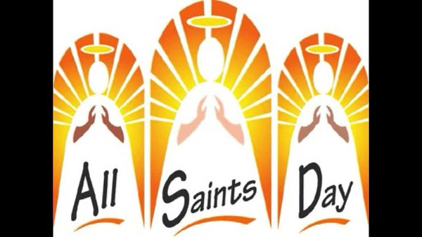 All Saints Day Sermon - from Ruth