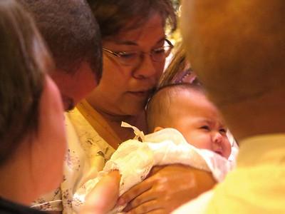 Roselani's Baptism