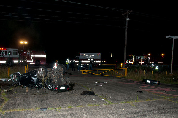 East Dundee Single vehicle accident - Fatal - July 15, 2010