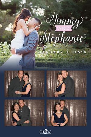 Jimmy & Stephanie (prints)