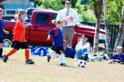 Avery's Soccer Game