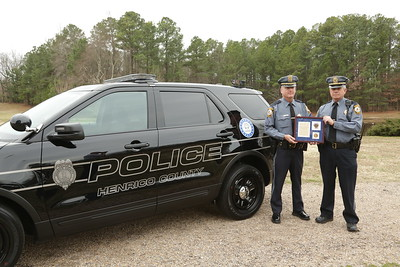 Henrico Police Debut LEC Ford Interceptor SUV