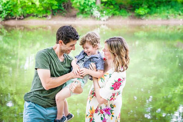 O'Mara Family | Tyler State Park | 05.25.2019