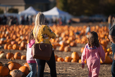 BHURD Pumpkin Patch Candids