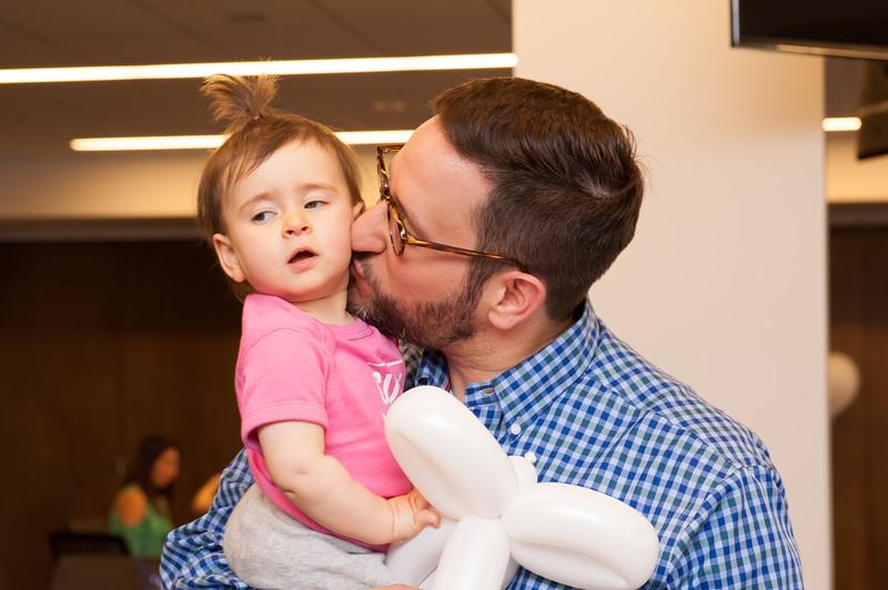 Adam Doyno and daughter Olivia