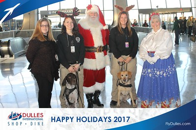 Dulles Shopping & Dining: Happy Holidays 2017 - Day 2