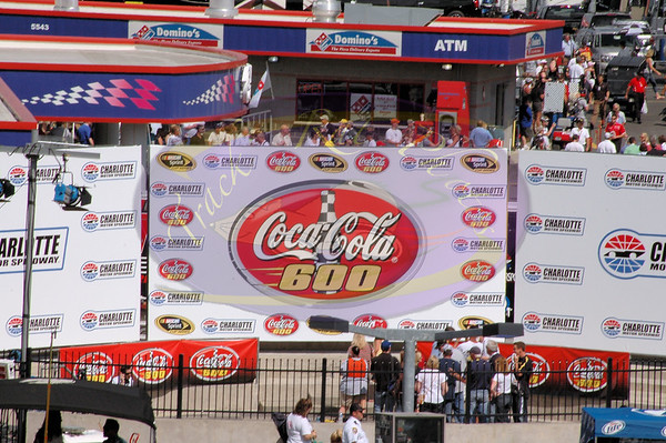 Charlotte Motor Speedway - Coca Cola 600 - May 30, 2010
