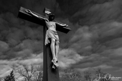 Religious Statues and Art - Cemeteries and Symbols