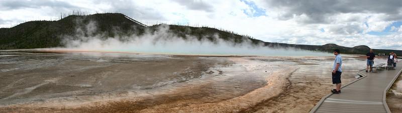 Yellowstone-Old Faithfull