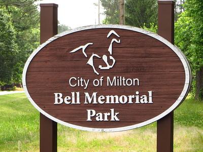 Bell Memorial Park Milton