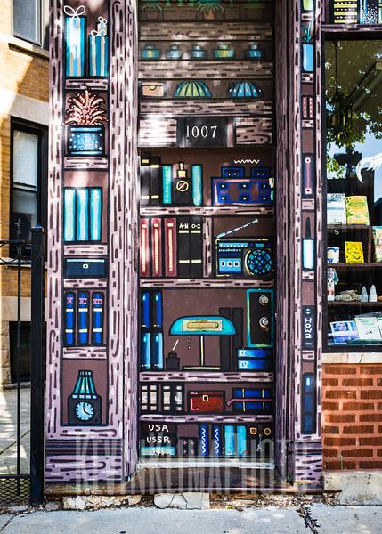 Humboldt Art Door