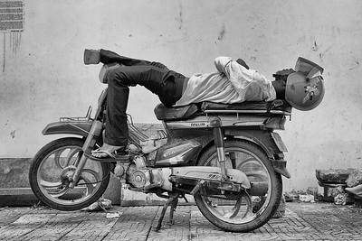 Wheels and Waiting