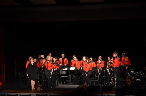 A Springtime Celebration, Symphonic Band And Jazz Band Concert - May 12, 2014