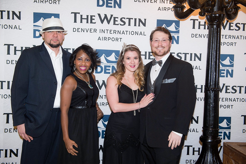 DENVER, CO - JANUARY 9: Gala to celebrate the grand opening of the Westin Denver International Airport Hotel on January 9, 2016, in Denver, Colorado. (Photo by Daniel Petty)