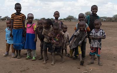 Masai Village_Amboseli Conservation