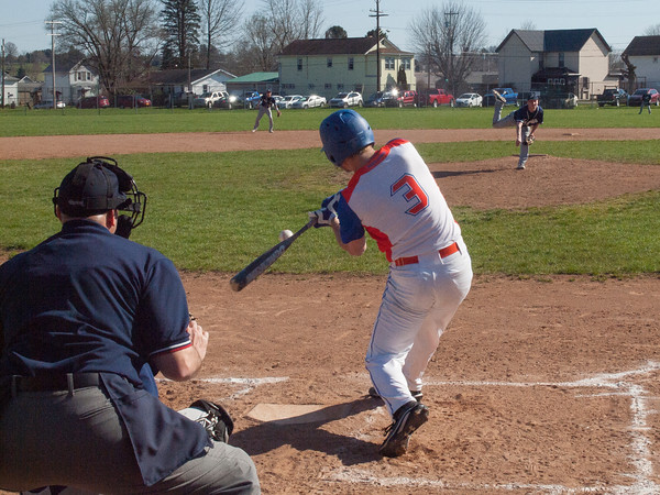 AR Baseball vs. Knoch April 15