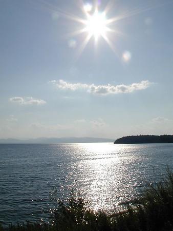 2003 Aug Lake Champlain