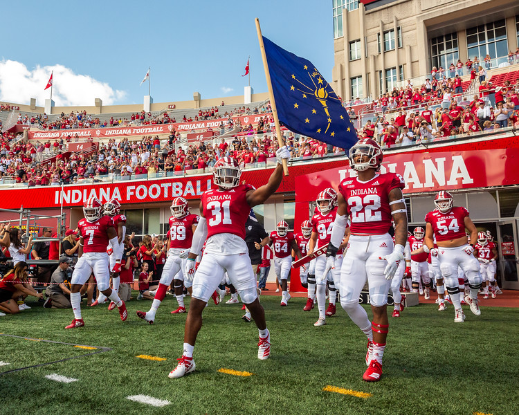 Indiana University vs Eastern Illinois