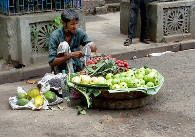 Kolkata, India - City and Street Scenes