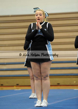 Cheer at LCC - Lansing Catholic JV - Round 1 - Jan 25