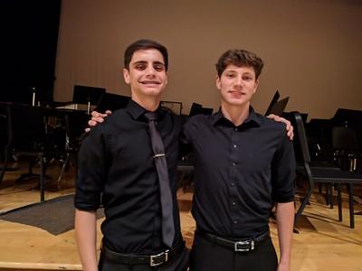 Band concert (May 2018)